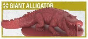 Resident Evil 2 KS Edition: Giant Alligator