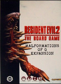 Resident Evil 2 KS Edition: Malformations of G Expansion