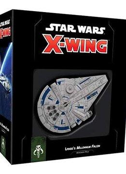 X-Wing 2E: Lando's Millenium Falcon Exp. Pack