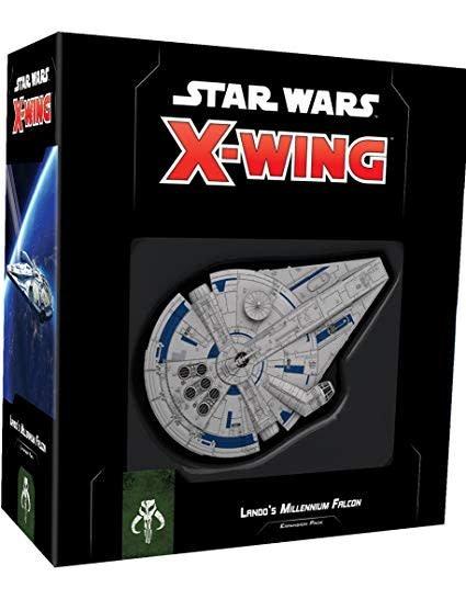 X-Wing 2.0 Lando's Millenium Falcon