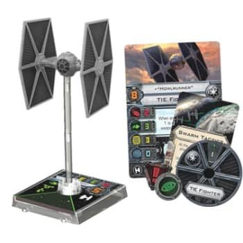 X-Wing 2.0 Tie Fighter Exp.