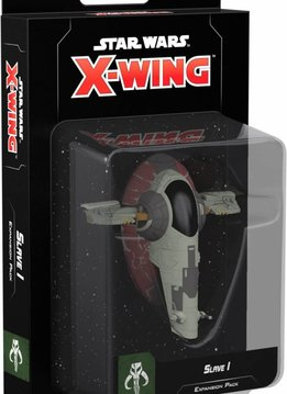 X-Wing 2E: Slave 1 Exp. Pack