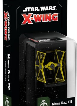 X-Wing 2E: Mining Guild Tie Exp. Pack