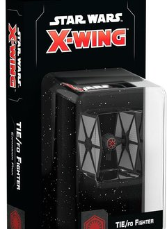 X-Wing 2E: First Order Tie Fighter Exp. Pack