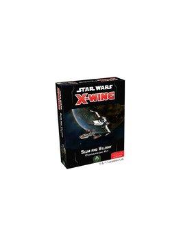 X-Wing 2E: Scum and Villainy Conversion Kit