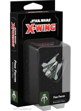 X-Wing 2E: Fang Fighter Exp. Pack