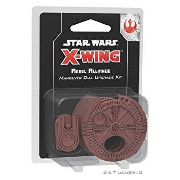 X-Wing 2.0 Rebel Maneuver Dial Upgrade Kit