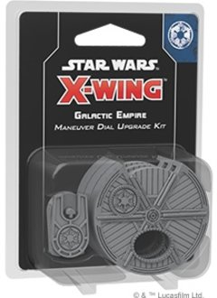 X-Wing 2E: Imperial Maneuver Dial Upgrade Kit