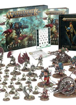Age of Sigmar: Carrion Empire (EN)
