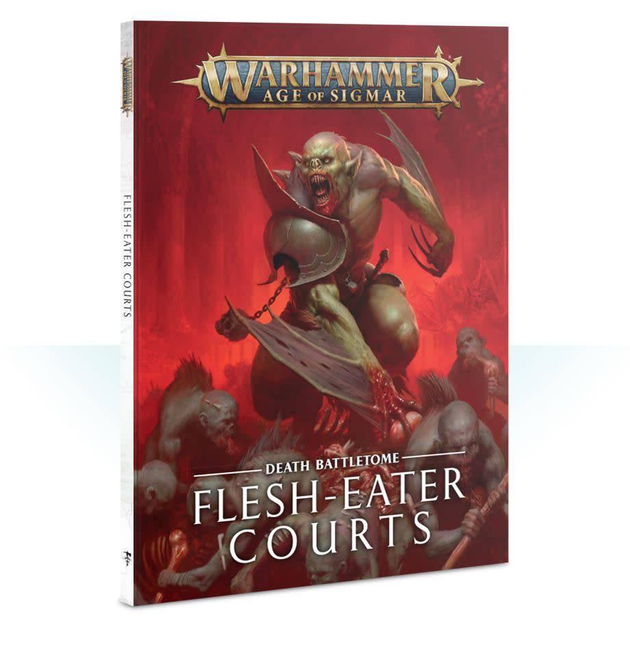 Battletome: Flesh-Eater Courts FR (Sortie le 16 Février)
