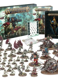 Age of Sigmar Carrion Empire (FR)