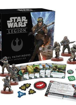Star Wars Legion - Rebel Pathfinders Expansion