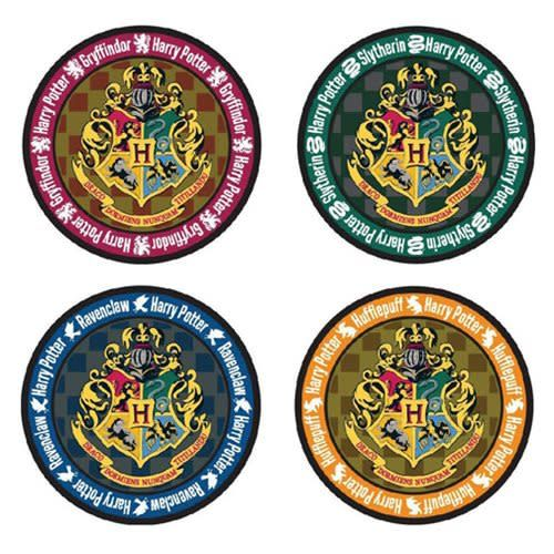 Harry Potter Coaster Set 4pk