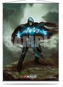 MTG Wall Scroll Jace the Mind Sculptor