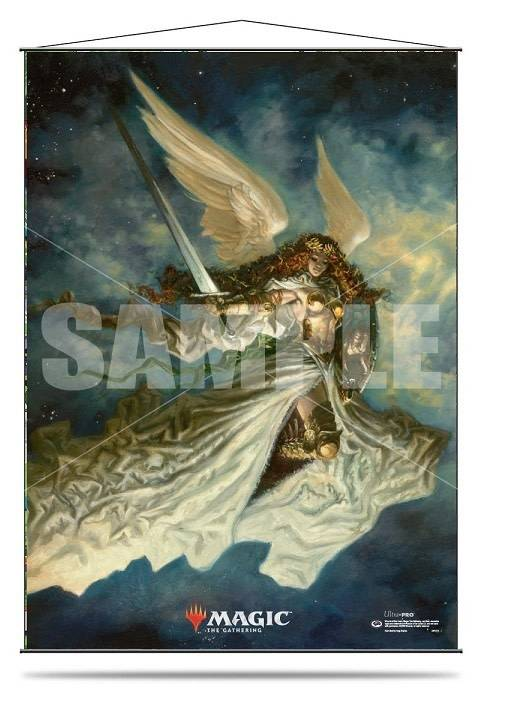 MTG Wall Scroll Baneslayer Angel