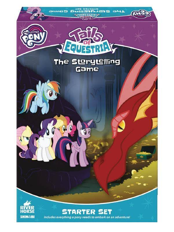 My Little Pony RPG Starter Set