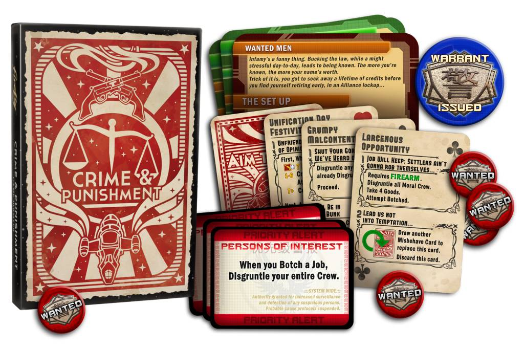 Firefly: The Game – Crime & Punishment