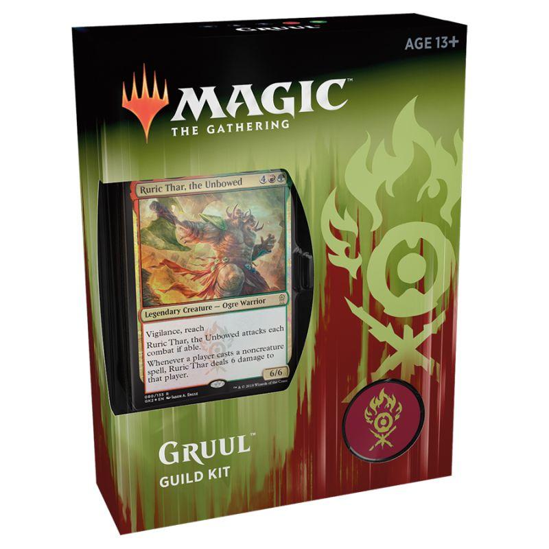 Ravnica Allegiance - Gruul Guild Kit