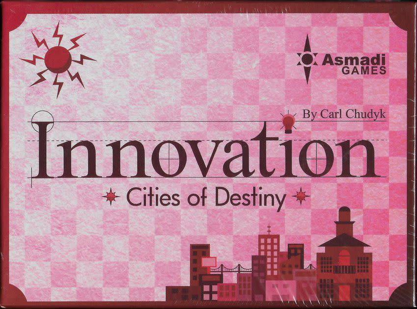 Innovation: Cities of Destiny 3rd Edition
