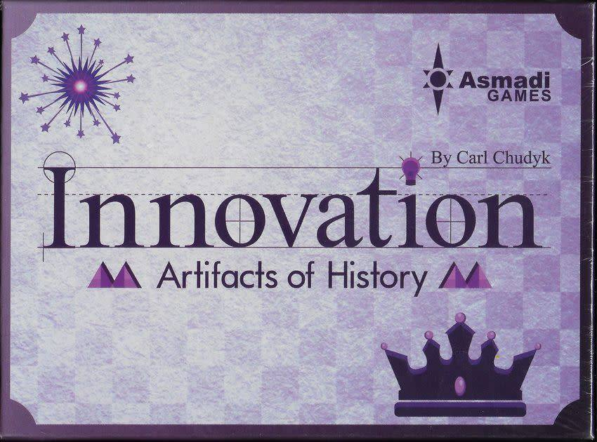 Innovation: Artifacts of History 3rd Edition
