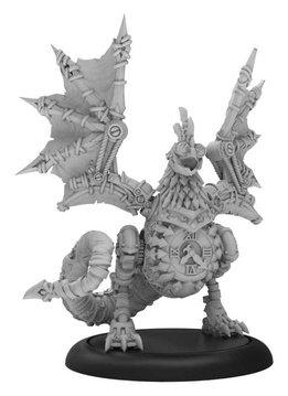 Grymkin: Clockatrice Heavy Warbeast
