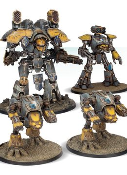 Adeptus Titanicus: Titan Battlegroup