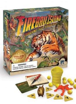 Fireball Island: Crouching Tiger, Hidden Bees! Exp.