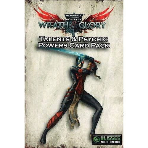Warhammer 40k Wrath and Glory Talents/Power Pack