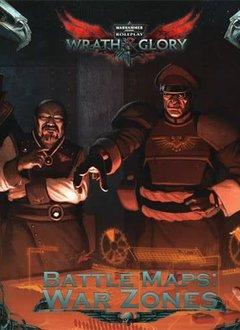 Warhammer 40k Wrath & Glory - Battle Map