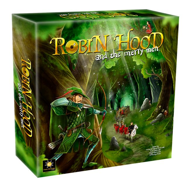 Robin Hood and the Merry Men KS Edition