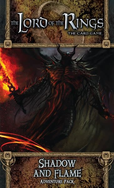 LOTR LCG: Shadow and Flame