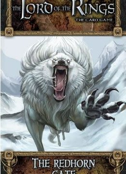 The Redhorn Gate LOTRTCG