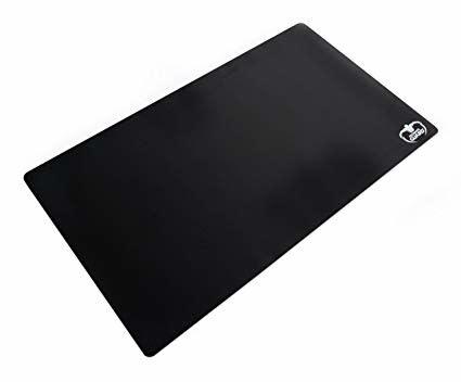 Playmat Monochrome Black
