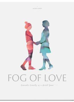Fog of love - Alternative Women Cover