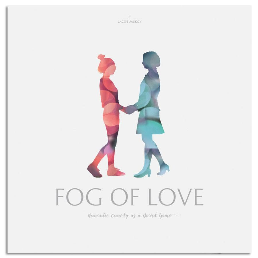Fog of love - Alternative Women Cover