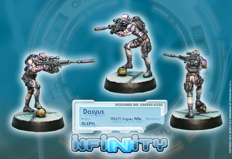 Infinity: ALEPH Dasyus Multi Sniper