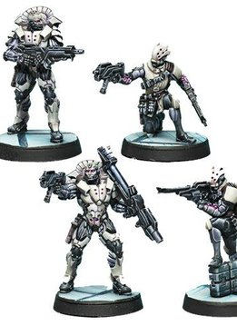 Infinity: Aleph Posthumans, 2G Proxies