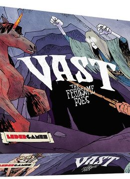 Vast The Fearsome Foes Expansion