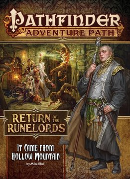 PF Return of the Runelords 2 - It Came from Hollow Mountain