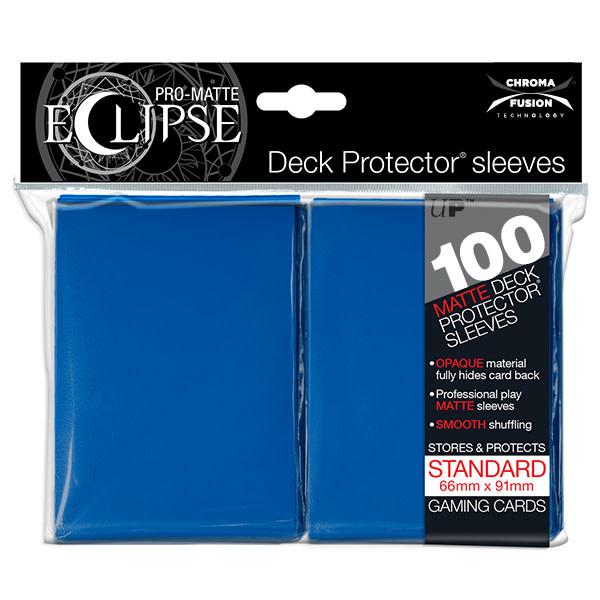 Matte Eclipse DP Pacific Blue 100ct