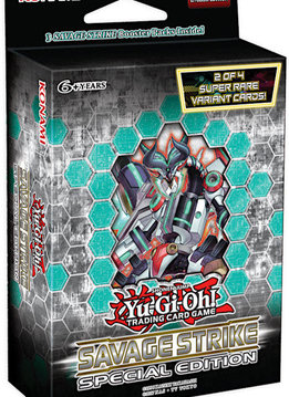 YGO Savage Strike Special Edition