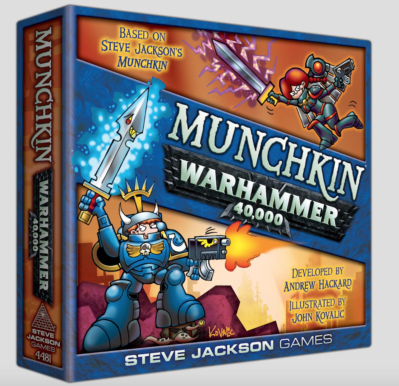 Munchkin Warhammer 40k