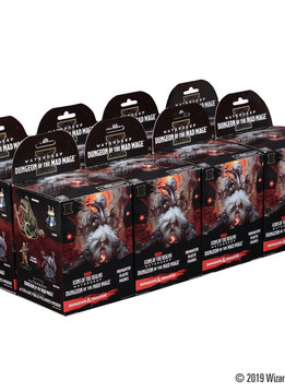 D&D Icons of the Realm - Dungeon of the Mad Mage Booster Brick