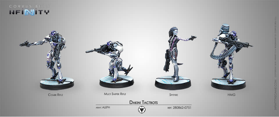 Infinity: Aleph Dakini Tacbots