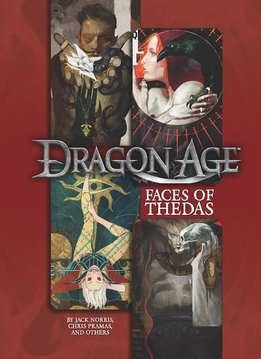 Dragon Age - Face of Thedas