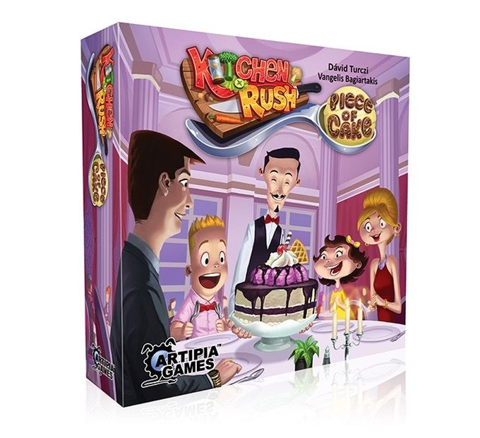 Kitchen Rush Piece of Cake Expansion