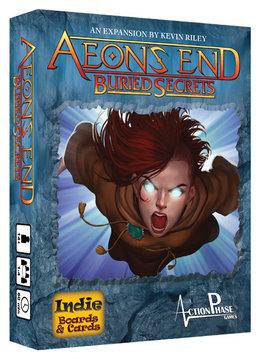 Aeon's End Buried Secrets Expansion