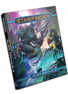 Starfinder RPG Alien Archive 2 HC