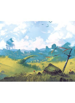 Legion Playmat - Plains