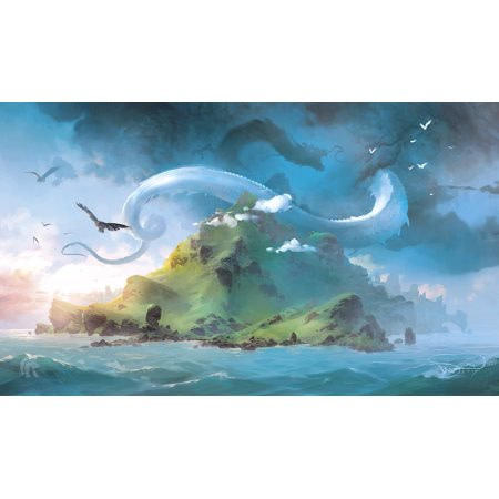 Legion Playmat - Islands